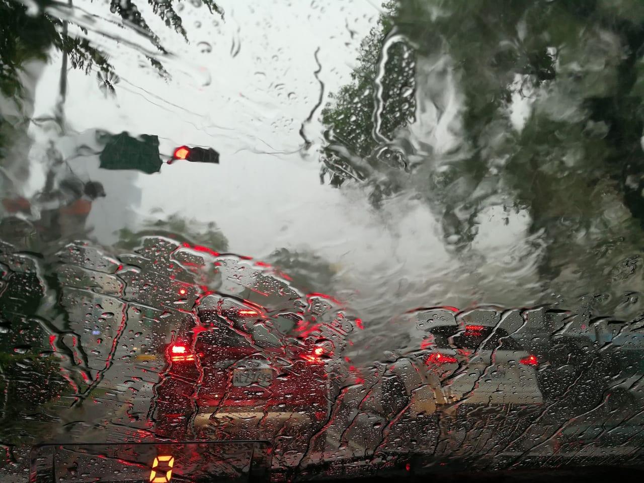 静岡の大雨