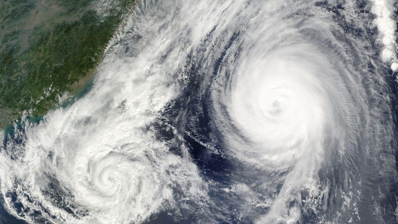 台風10号イメージ