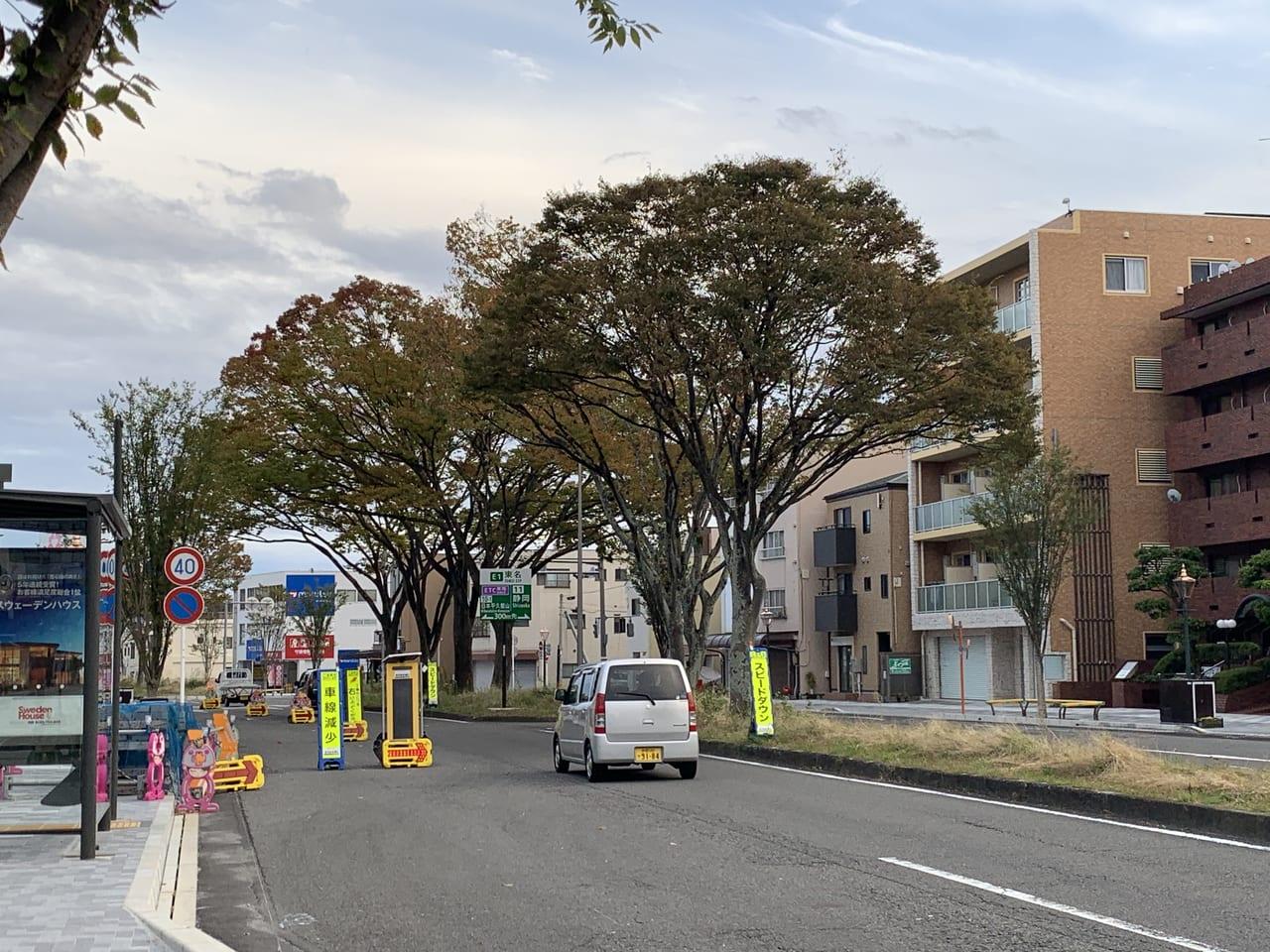 静岡市駿河区道路規制2